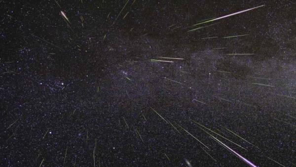 sciame-meteorico
